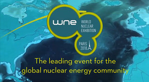 World Nuclear Exhibition (WNE) 2018