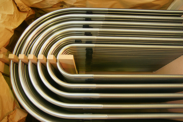 Neotiss MSR Tubes finned welded stainless steel tubes for MSR 2